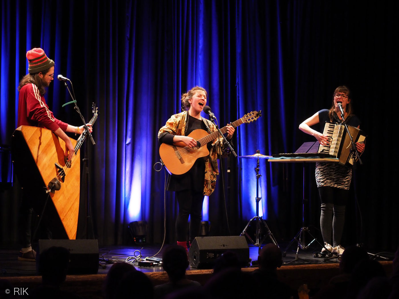 live Sapperlot Theater Lorsch